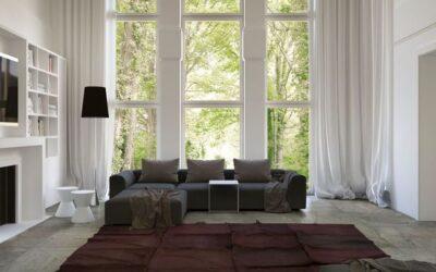 Il soggiorno: lo spazio della casa in cui ogni particolare assume un grande significato.